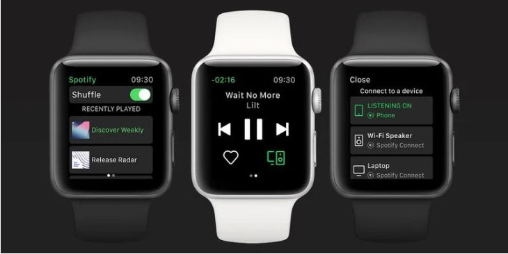play spotify music on apple watch