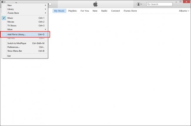 add music to apple music