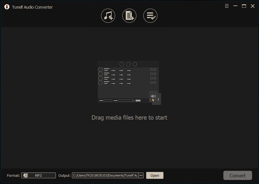 Tunelf Audio Converter for Windows 1.0.0 full