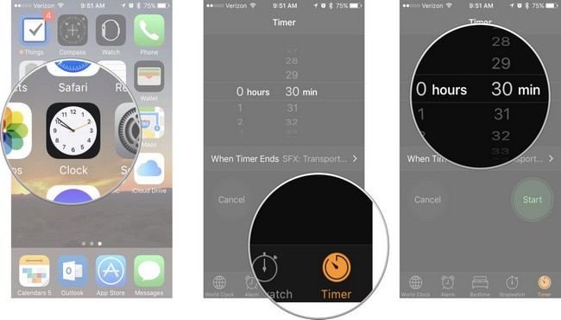 Spotify Sleep Timer Ios