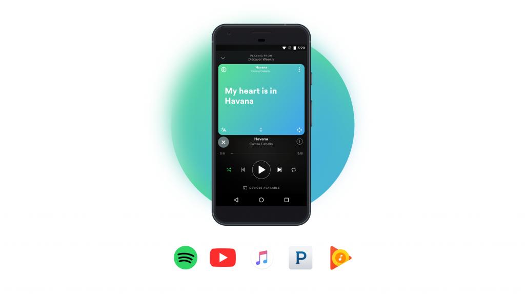 view spotify lyrics with musixmatch