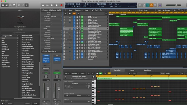add music to logic pro x