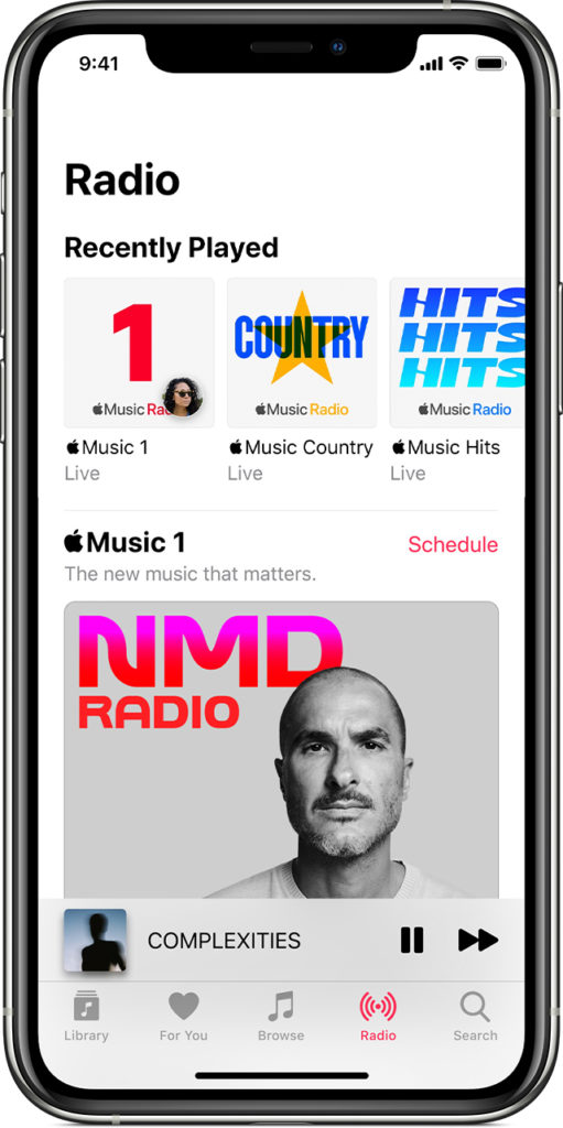 apple music beats 1 iphone