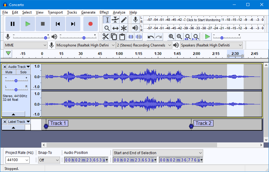 convert spotify to mp3 with audacity