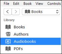 audible itunes audiobooks