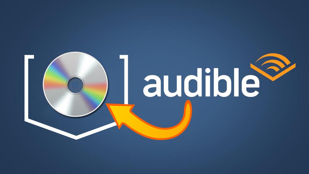 burn audible to cd