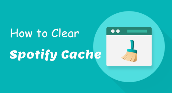 clear spotify cache