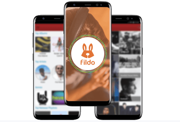 convert spotify to mp3 with fildo
