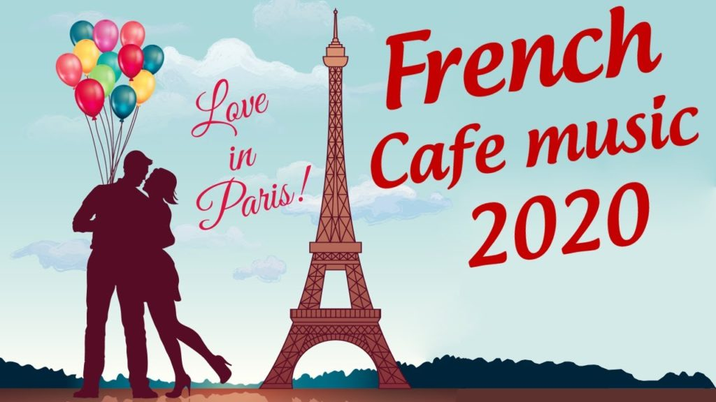 French café music free MP3 download