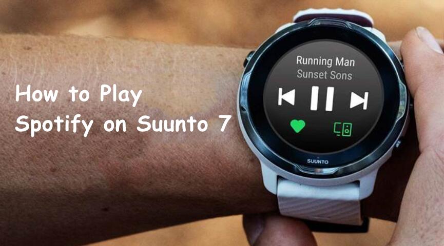 play spotify on suunto 7