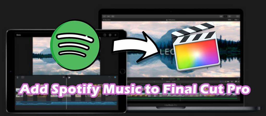 spotify music to final cut pro