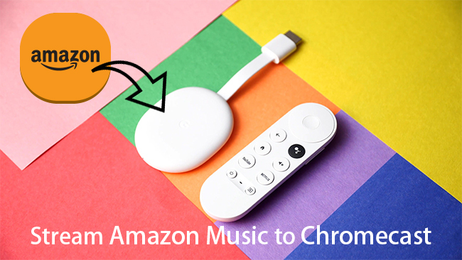 amazon music to chromecast