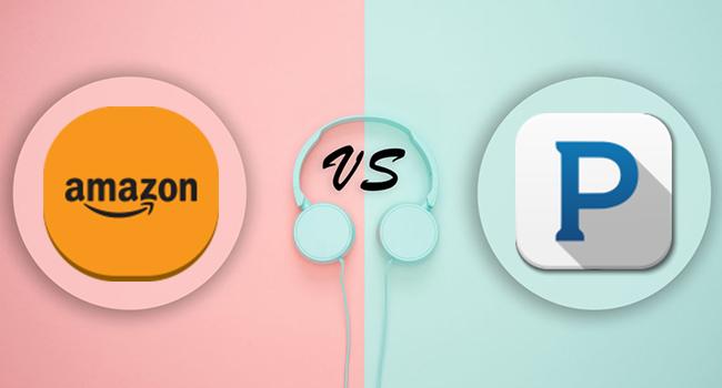 amazon music vs pandora