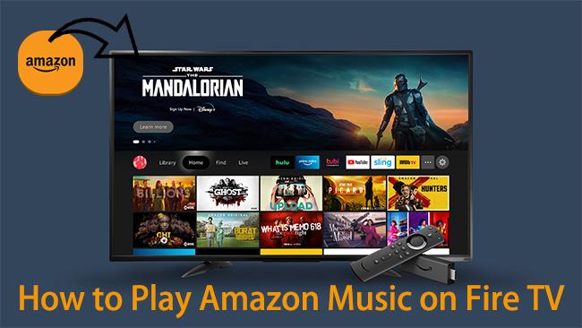amazon music on fire tv