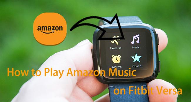 amazon music on fitbit versa