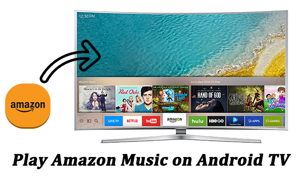 play amazon music on android phone