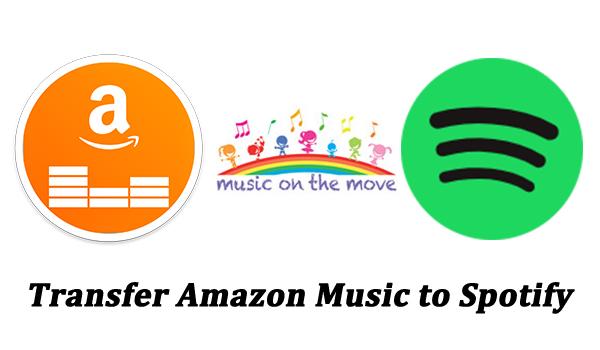 transfer amazon music to spotify