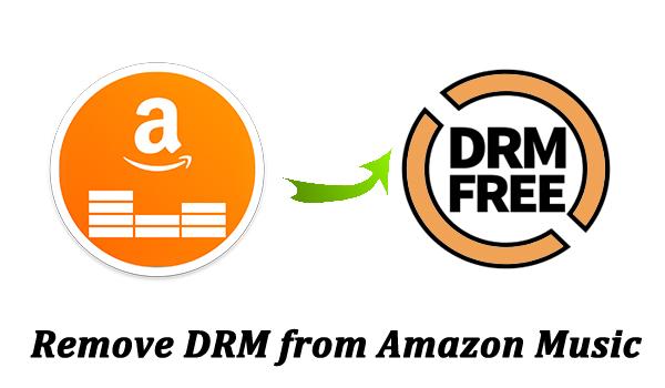 remove amazon music drm