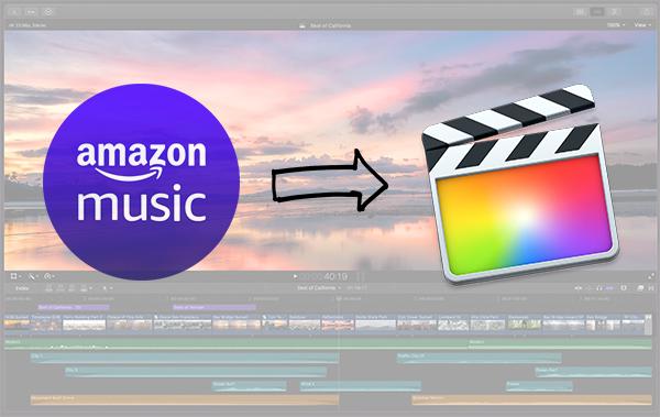 amazon music to final cut pro