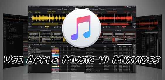 apple music to mixvibes