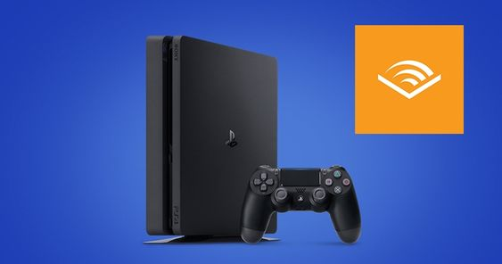 play audible on ps4