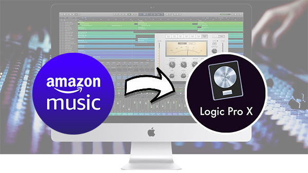 amazon music to logic pro x