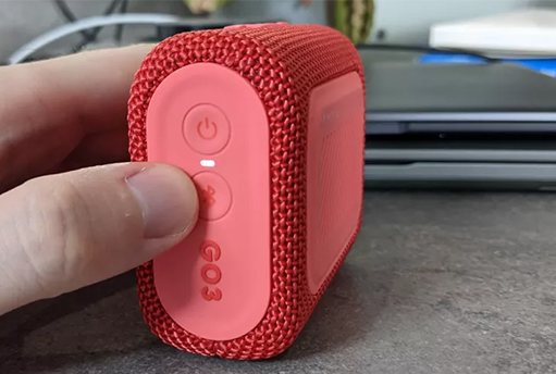 connect jbl speaker via bluetooth