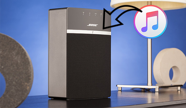 play apple music on bose soundtouch